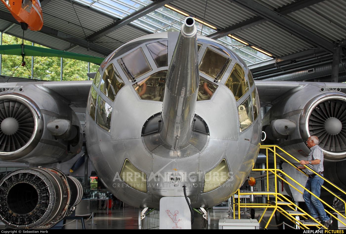 Germany - Air Force D-9531 aircraft at Oberschleißheim Aviation Museum