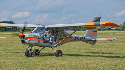 SP-SBWZ - Private Aeroprakt A-22 L2