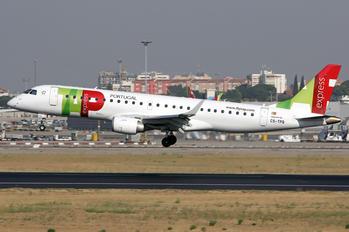 CS-TPQ - TAP Express Embraer ERJ-190 (190-100)