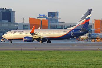 VP-BCG - Aeroflot Boeing 737-800