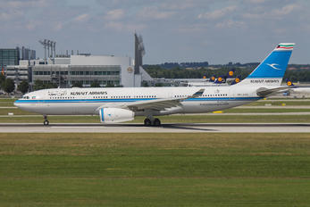 9K-APC - Kuwait Airways Airbus A330-200