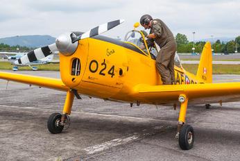 CS-AZX - Private de Havilland Canada DHC-1 Chipmunk