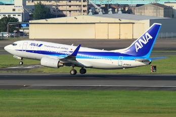JA06AN - ANA - All Nippon Airways Boeing 737-700