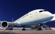 B-2763 - Xiamen Airlines Boeing 787-8 Dreamliner aircraft