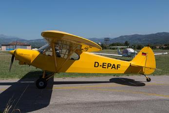 D-EPAF - Private Piper PA-18 Super Cub