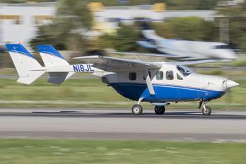 N18JL - Private Cessna 337 Skymaster
