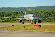 VQ-BIW - Aeroflot Airbus A320 aircraft