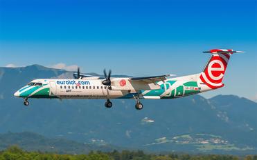 SP-EQE - euroLOT de Havilland Canada DHC-8-400Q / Bombardier Q400