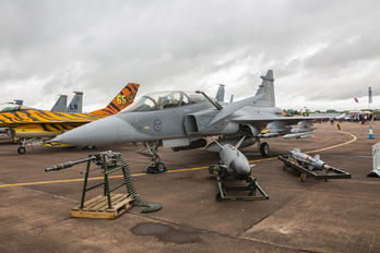 821 - Sweden - Air Force SAAB JAS 39D Gripen