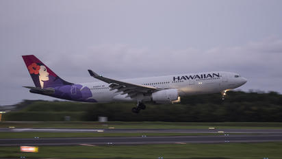 N382HA - Hawaiian Airlines Airbus A330-200