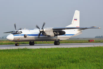 RF-26277 - Russia - Federal Border Guard Service Antonov An-26 (all models)