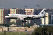 SX-DVG - Aegean Airlines Airbus A320 aircraft
