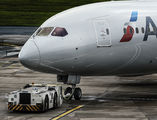 N808AN - American Airlines Boeing 787-8 Dreamliner aircraft