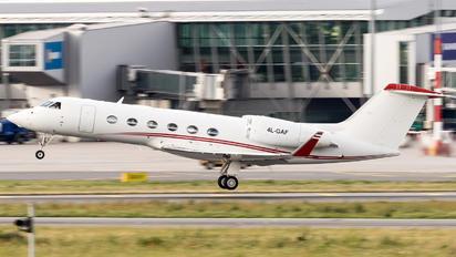 4L-GAF - Georgian Airlines Gulfstream Aerospace G-IV,  G-IV-SP, G-IV-X, G300, G350, G400, G450