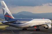N524LA - LAN Cargo Boeing 767-300F aircraft
