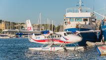9A-TOB - European Coastal Airlines de Havilland Canada DHC-6 Twin Otter aircraft