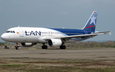 CC-BFC - LAN Colombia Airbus A320