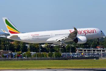 ET-ATQ - Ethiopian Airlines Airbus A350-900