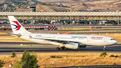 B-5961 - China Eastern Airlines Airbus A330-200