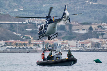 EC-KOA - Spain - Police Eurocopter EC135 (all models)