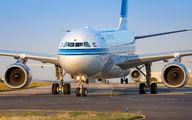 9K-APE - Kuwait Airways Airbus A330-200 aircraft