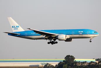 PH-BQK - KLM Asia Boeing 777-200ER