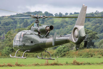 G-SIVJ - Private Westland Gazelle HT.2