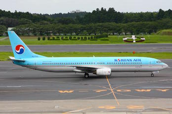 HL7706 - Korean Air Boeing 737-900