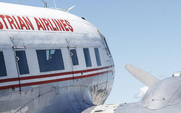 N86U - Austrian Airlines/Arrows/Tyrolean Douglas DC-3