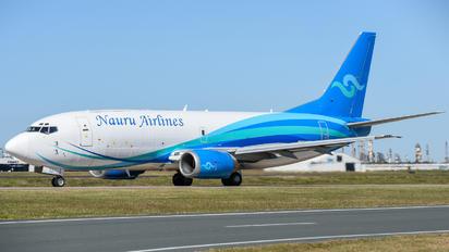 VH-PNI - Nauru Airlines Boeing 737-300