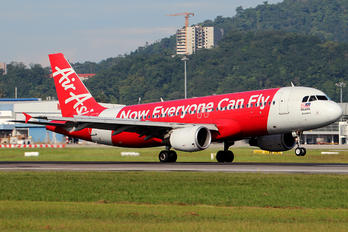 9M-AQO - AirAsia (Malaysia) Airbus A320