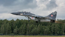 115 - Poland - Air Force Mikoyan-Gurevich MiG-29A aircraft
