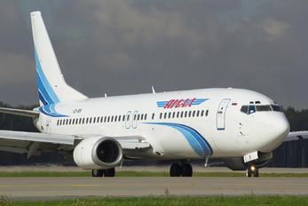 VQ-BIK - Yamal Airlines Boeing 737-400