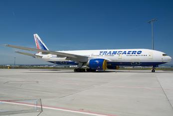 EI-UNY - Transaero Airlines Boeing 777-200