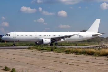 SX-ABC - Daallo Airlines Airbus A321