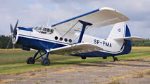 SP-FMA - Private PZL An-2 aircraft