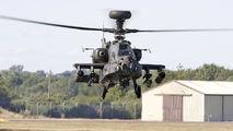 ZJ184 - British Army Westland Apache AH.1 aircraft
