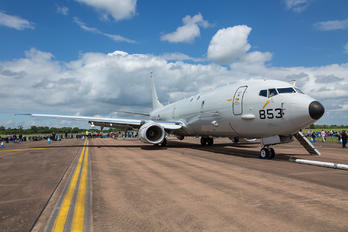 168853 - USA - Navy Boeing P-8A Poseidon