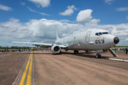 168853 - USA - Navy Boeing P-8A Poseidon  aircraft