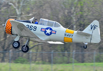 N7055C - Private North American Harvard/Texan (AT-6, 16, SNJ series)