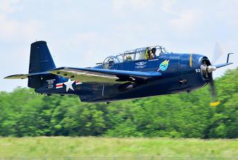 N5264V - Private Grumman TBM-3 Avenger