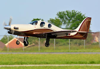 N38TJ - Private Lancair Evolution