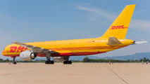 D-ALED - DHL Cargo Boeing 757-200F aircraft