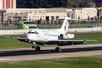 TC-54 - Argentina - Air Force Fokker F28