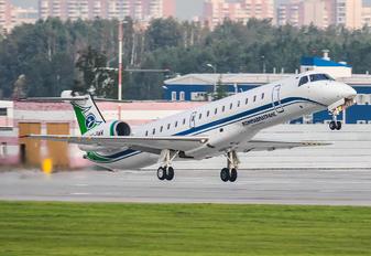 VQ-BWM - KomiAviaTrans Embraer ERJ-145LR