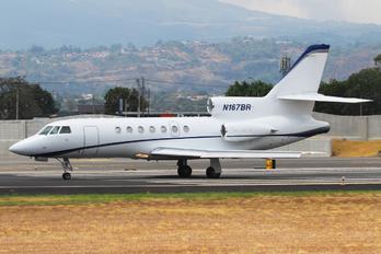 N167BR - Private Dassault Falcon 50
