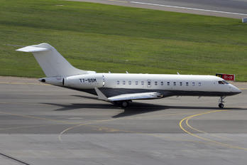 T7-SSM - Business Aero Bombardier BD-700 Global Express