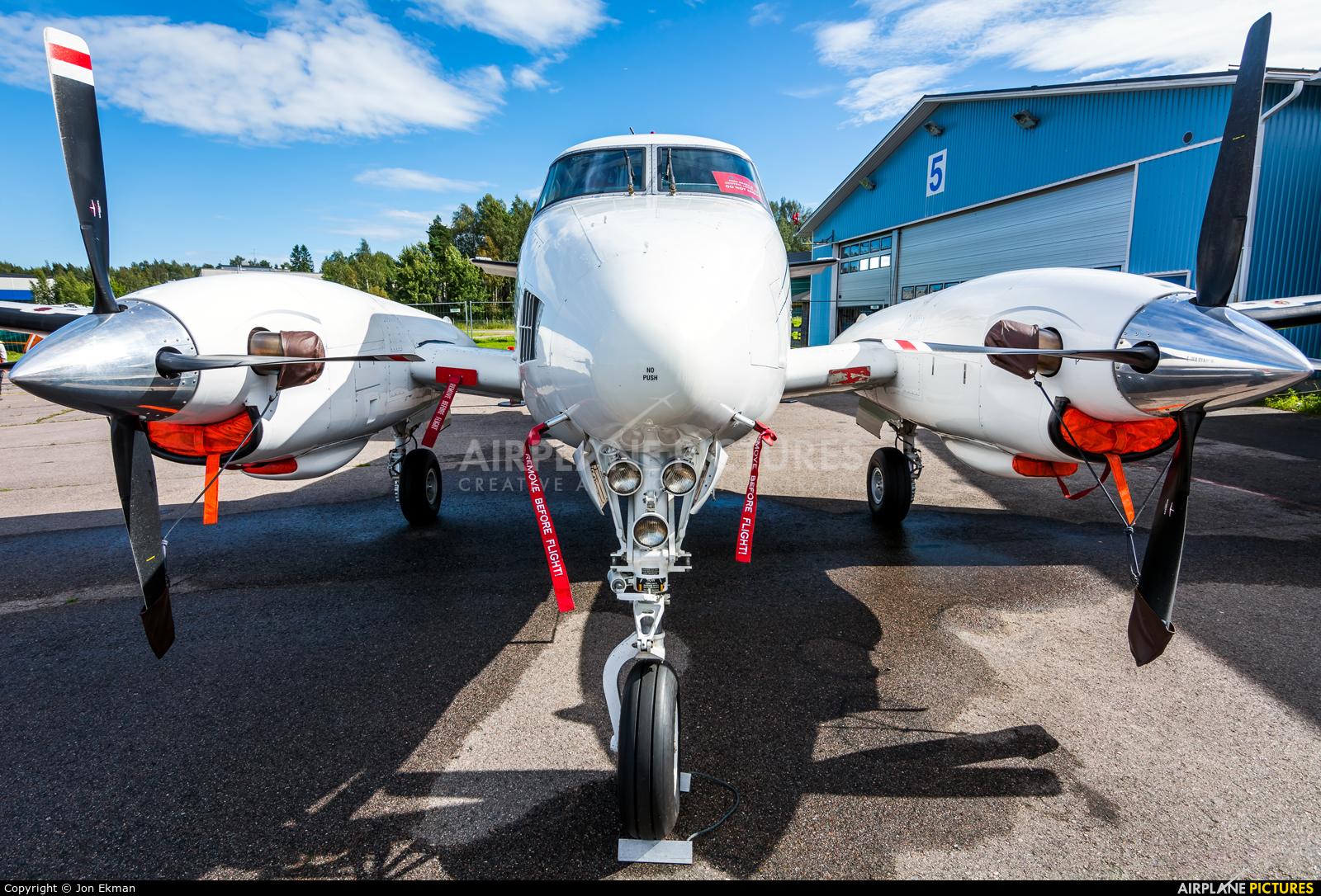 ScanWings OH-BCX aircraft at Helsinki - Malmi