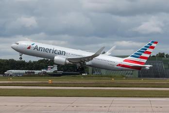 N385AM - American Airlines Boeing 767-300ER