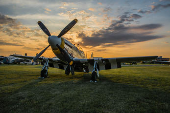 NL151HR - Private North American P-51D Mustang